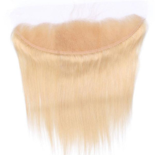 Blonde 613 Silky Straight Virgin Hair Frontal