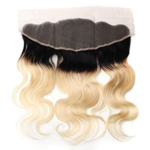 1B/613 Body Wave Virgin Hair Frontal