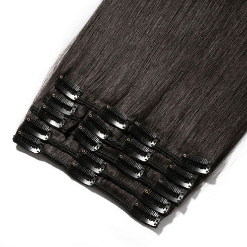 1B Clip-In Hair Extension