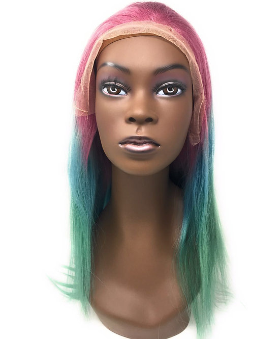 """18"""" Unicorn Straight Lace Front Wig"""