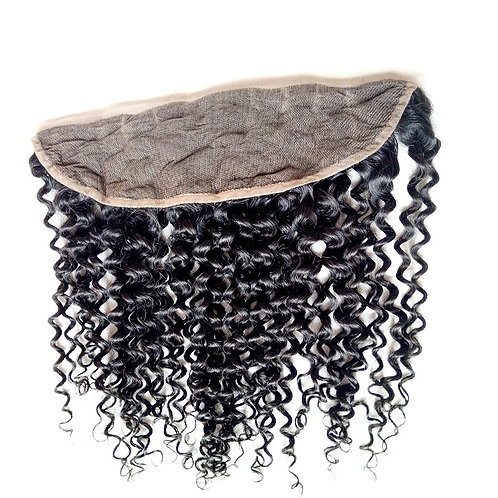 Milan's Hair Box Kinky Curly Frontal