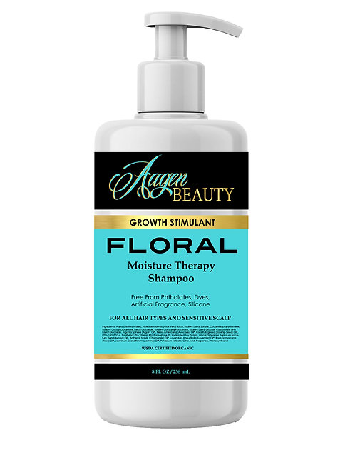 Floral Moisture Therapy Shampoo