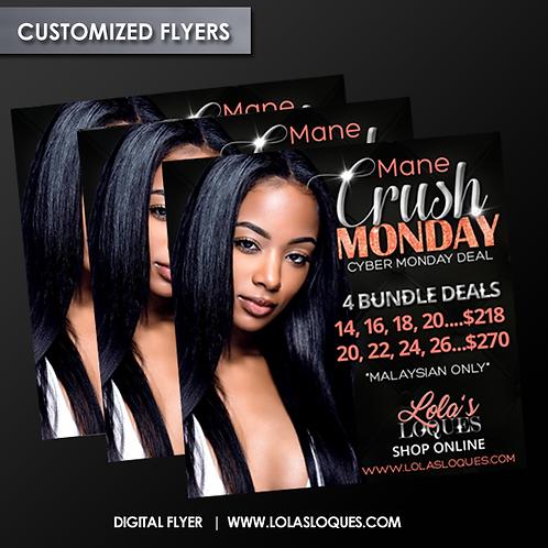 Custom Digital Flyer