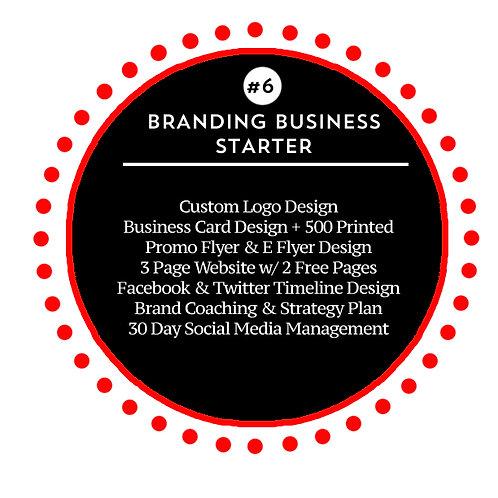 Business Branding Starter Package 6