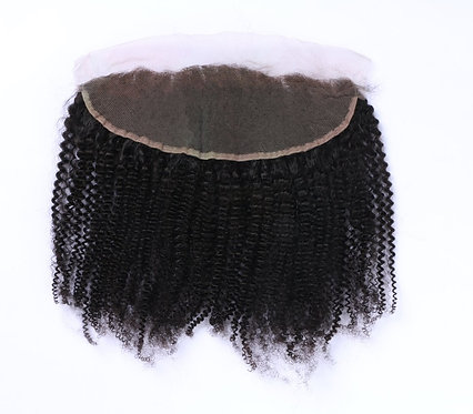 Afro Curly Frontal
