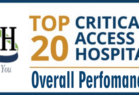 OSBORNE COUNTY MEMORIAL HOSPITAL NAMED TOP CRITICAL ACCESS HOSPITAL AGAIN