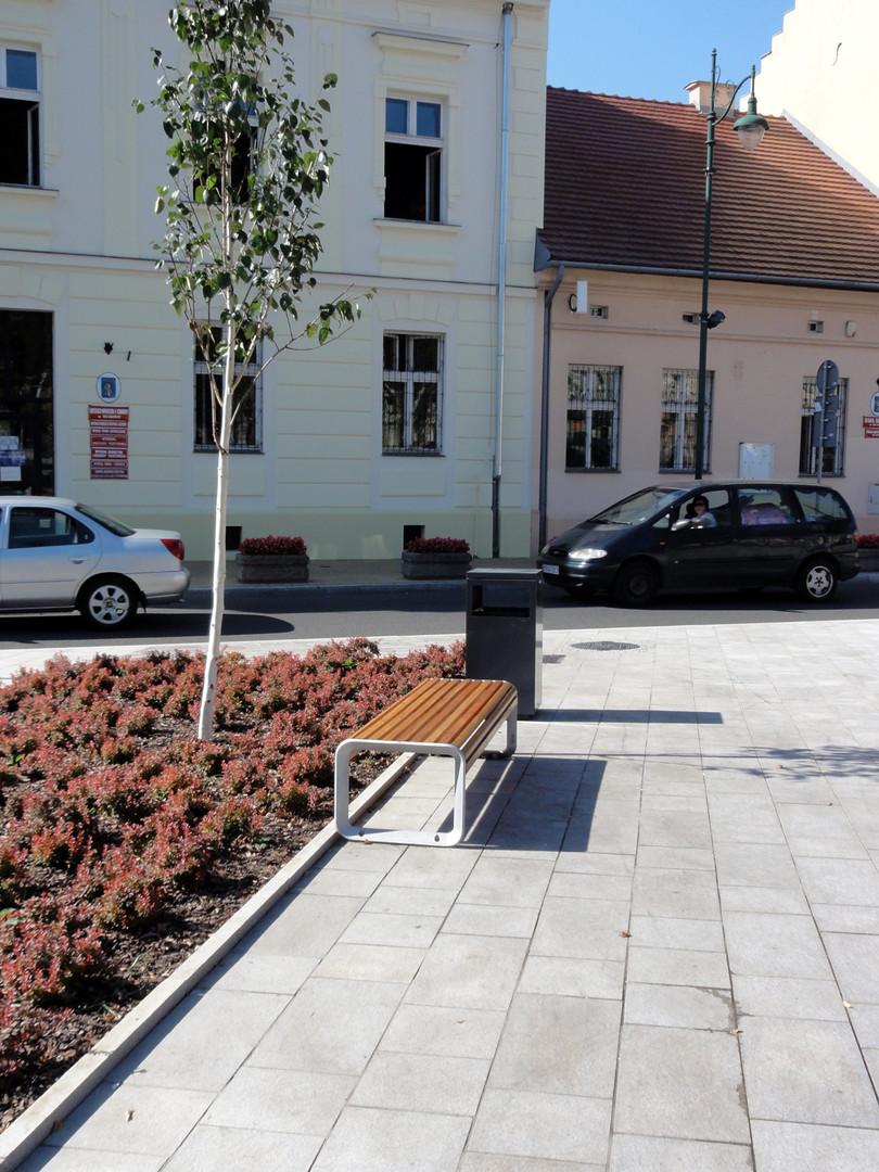 Projekt rewaloryzacji Rynkumiejskiego w Skawinie