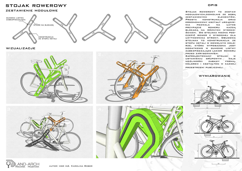 Postaw na stojak - konkurs na projekt stojaka rowerowego