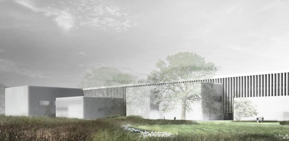 Konkursna opracowanie koncepcji urbanistyczno-architektonicznej nowego zespołu budynków dydaktycznych Akademii Muzycznej w Krakowie