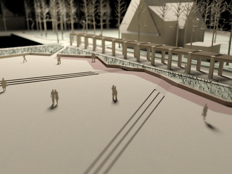 Konkurs na koncepcje architektoniczno-przestrzenną rewitalizacji parku miejskiego  i przebudową Placu Niepodległości w Zakopanem