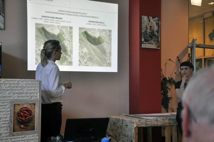 Konsultacje społeczne realizowane w ramach projektu zagospodarowania terenu wokół Stawu Płaszowskiego w Krakowie