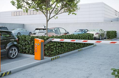 Access Parking Barrier