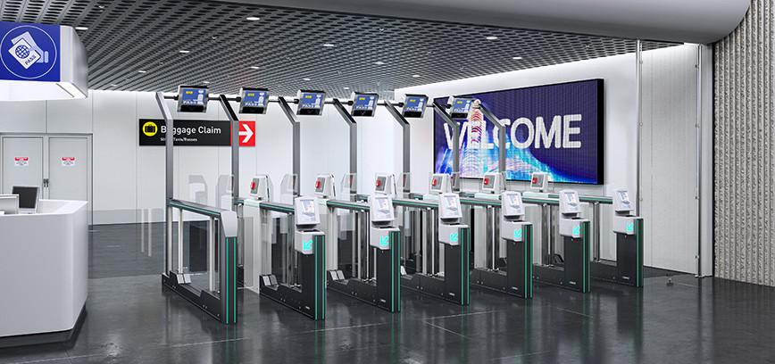 Immigration Gates