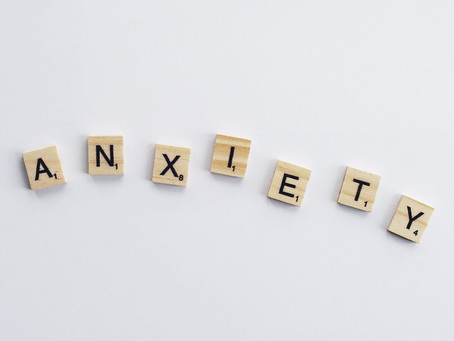 DIFFERENT LEVELS OF ANXIETY