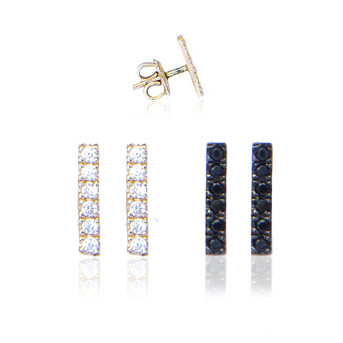 Mini Bar Earring