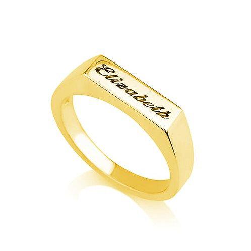 Plat name ring