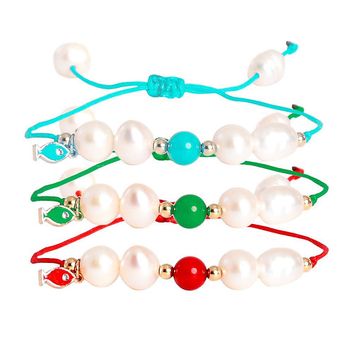 Vale Pearls Bracelet