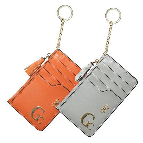 Smiley Key Wallet