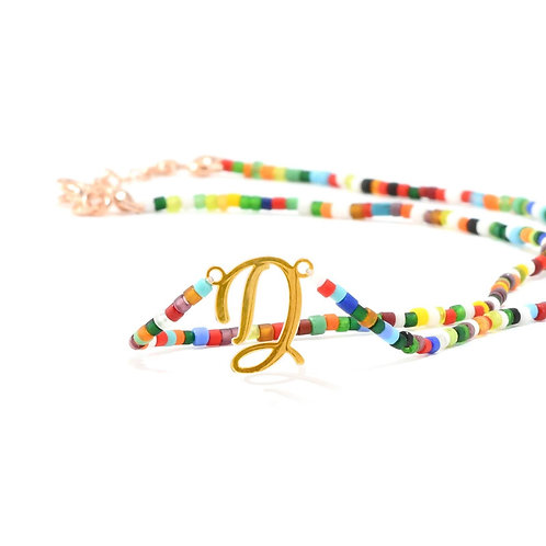 Paloma Beads Letter