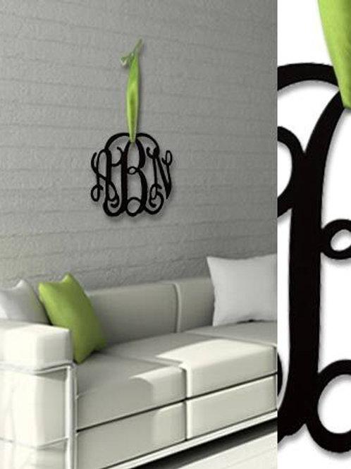 Wall monogram