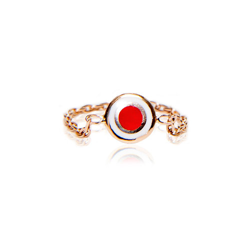 The Maya Eye Ring