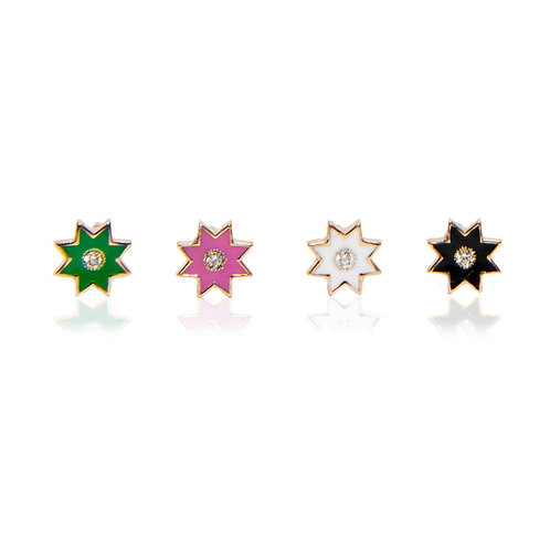 Mini Star Earring