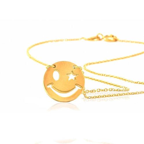 Smiley Miley Necklace