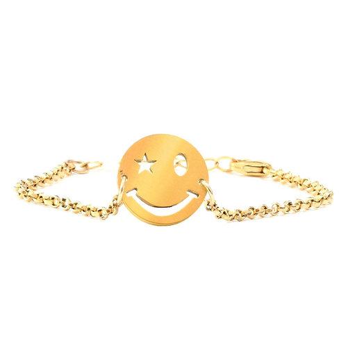 Smiley Miley Bracelet