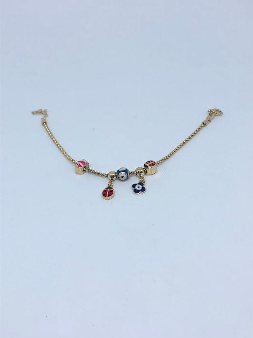 Emily Lucky Charm Bracelet