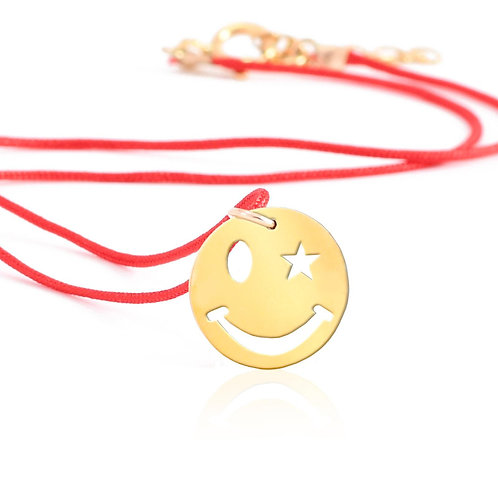 Smiley Miley Red Wire