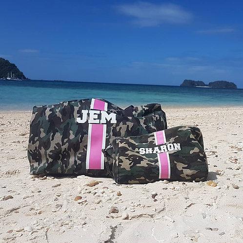 JEM'S travel bag
