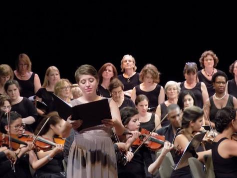 Smith College Alumni Choir Soloist