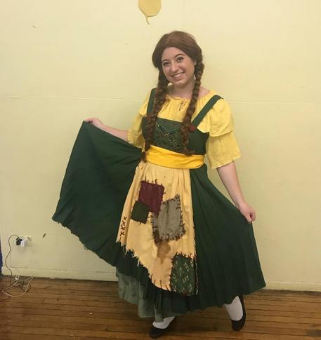 Gretel in Hansel and Gretel