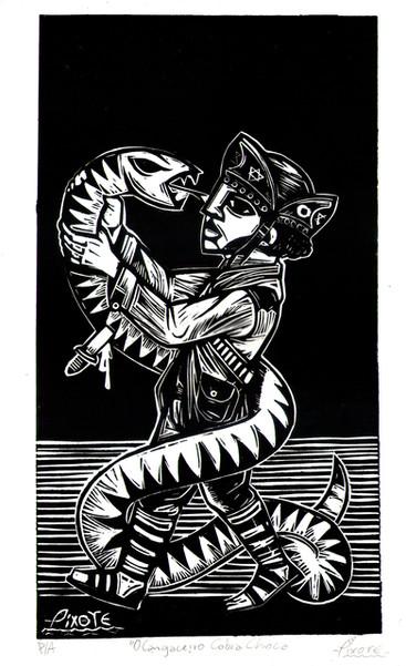 O cangaceiro Cobra-Choca