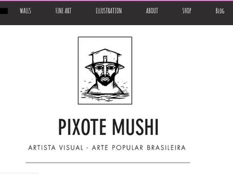 Lançamento do site