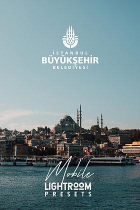 Istanbul - Lightroom Mobile Presets