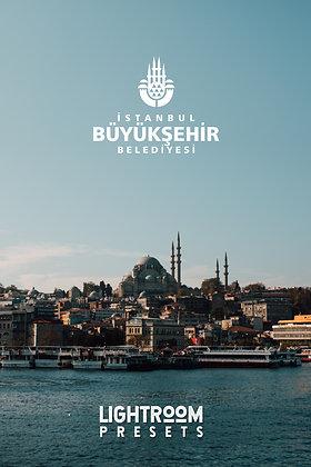 Istanbul - Lightroom Presets
