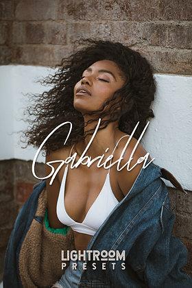 Gabriella - Lightroom Presets