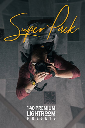Super Pack - Lightroom Preset Collection