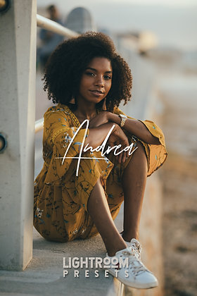 Andrea - Lightroom Presets