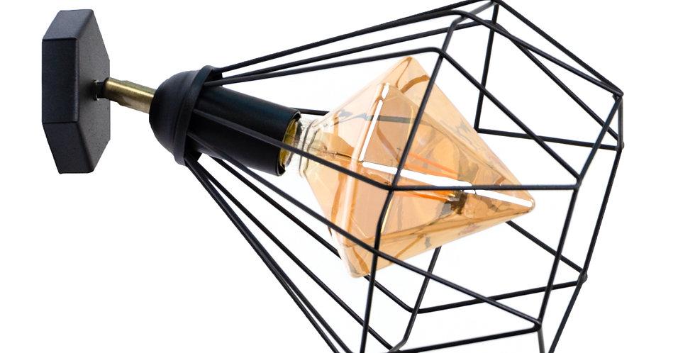 Бра (настенный светильник) Crystal W235