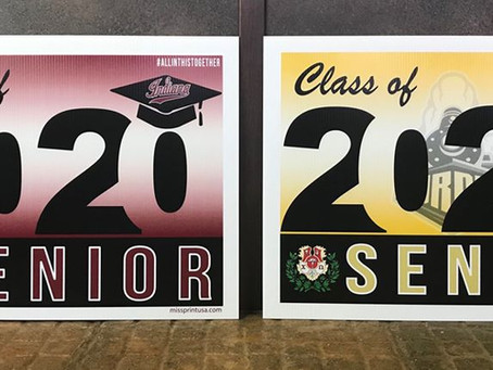 Order Your Graduation Signs Now!!!