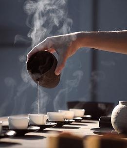 Written In Tea