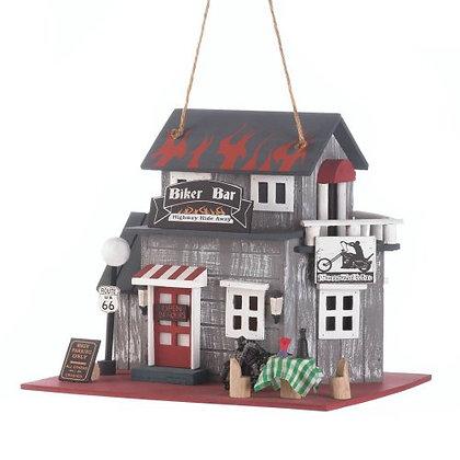 Biker-Bar Birdhouse