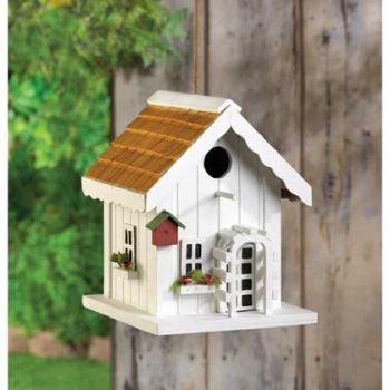Trellis Birdhouse