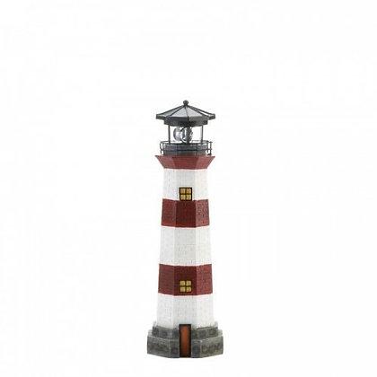 Spinning Solar Garden Lighthouse