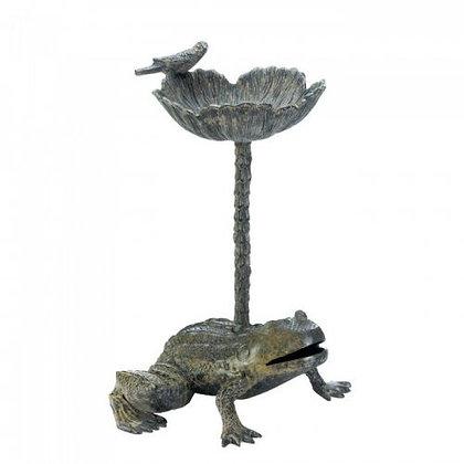 Leap Frog Birdbath