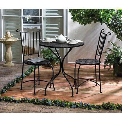 Garden Patio Table & Chair Set