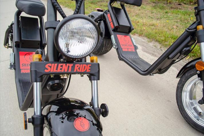E-Chopper Silent Ride