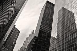 Нью-Йорк. Отражения